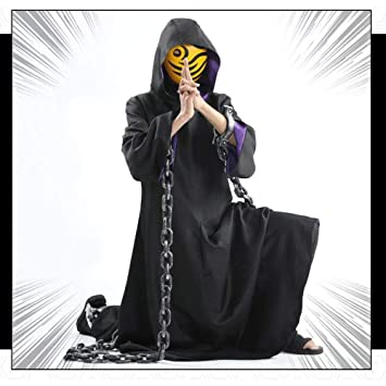Amazon.com: JUZIPI Ninja Cosplay Costume Naruto Chain ...