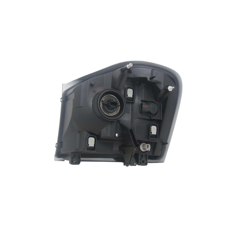TYC 20-6517-00-1 Dodge Durango Right Replacement Head Lamp