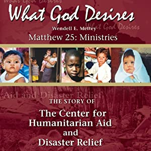 What God Desires Audiobook