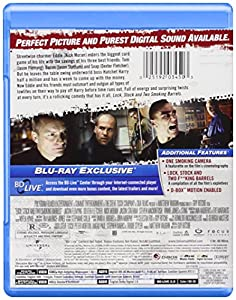 Lock, Stock, and Two Smoking Barrels [Blu-ray] by Universal Pictures Home Entertainment