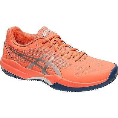 6f98e9e89dc16c ASICS Damen Gel-Game 7 Clay Oc Tennisschuhe  Asics  Amazon.de  Schuhe    Handtaschen
