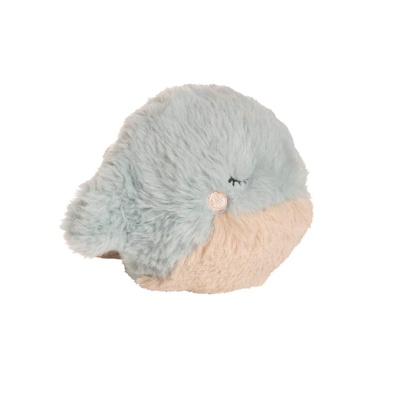 Manhattan Toy Squeezmeez Growly Bear Squeezable Stuffed Animal