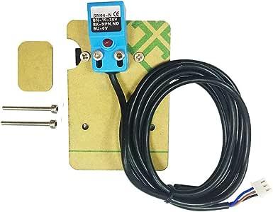 C.W.EURJ Sensor De Proximidad Inductivo con Ajuste Automático De ...