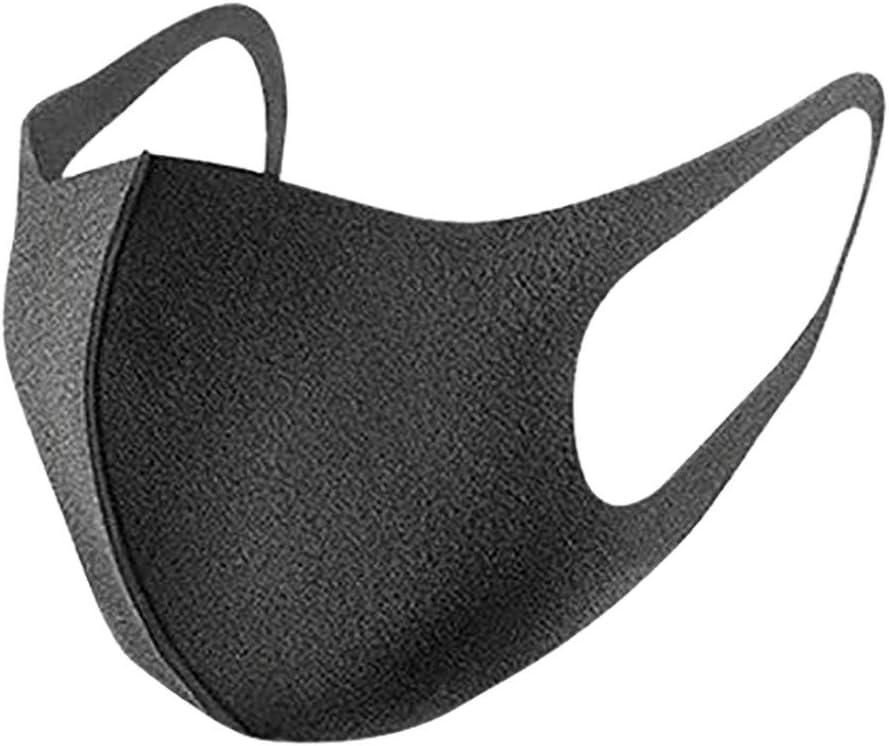 GUNGUN Mascarilla con Válvula, Mask Mascarilla Plegable con Filtro Mask Mascarilla Antipolvo Autofiltrante Máscara de Respiración Protección Mascarilla de Seguridad