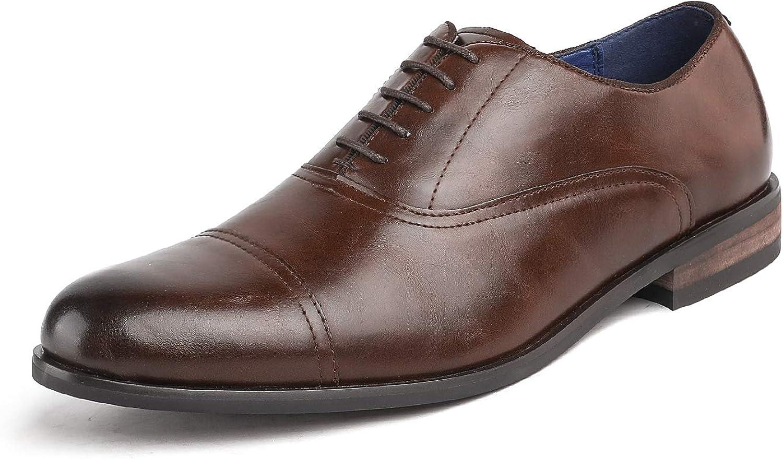 Bruno Marc Men's Dress Shoes Formal Oxfords: Amazon.ca: Shoes & Handbags