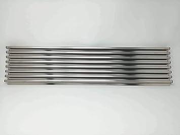 Filinox 82181603 Rejilla Ventilación Mueble Inox 60 cm, Acero inoxidable: Amazon.es: Bricolaje y herramientas