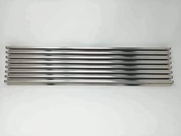 Filinox 82181603 Rejilla Ventilación Mueble INOX 60 cm, Acero inoxidable,