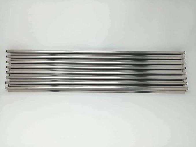 Filinox 82181603 Rejilla Ventilación Mueble Inox 60 cm, Acero ...