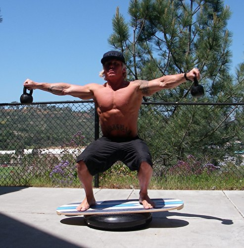 Balance Board Exercises For Surfing: Indo Board Balance Board Pro Training Pack Surf Classic
