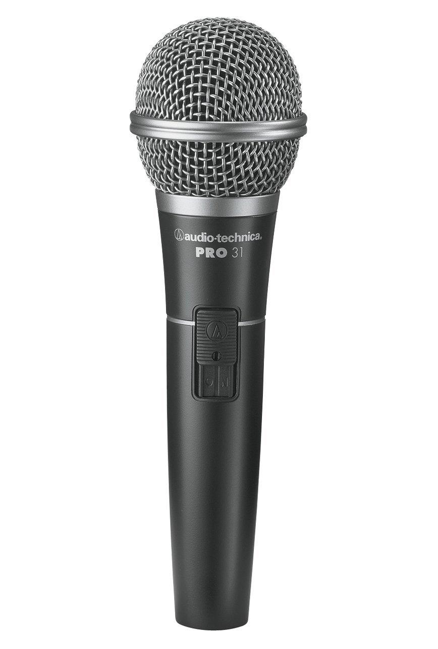 Audio-Technica PRO31 Microphone dynamique cardio/ïde