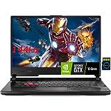 """2021 ASUS ROG Strix G15 15 Premium Gaming Laptop I 15.6"""" FHD 144Hz I Intel Hexa-Core i7-10750H I 16GB DDR4 1TB SSD I GTX 1650"""