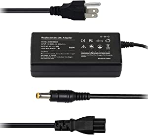 19V 3.42A 65W AC Adapter Laptop Charger for Acer Aspire ES1 E15 E1 E1-532-2635 E1-571 E1-531 E3 E5 E5-511 E5-571 E5-573 E5-573G E5-575 E5-576G E5-575G E5-521 E5-522 ES1-531 ES1-511ES1-531 E1-572-6870