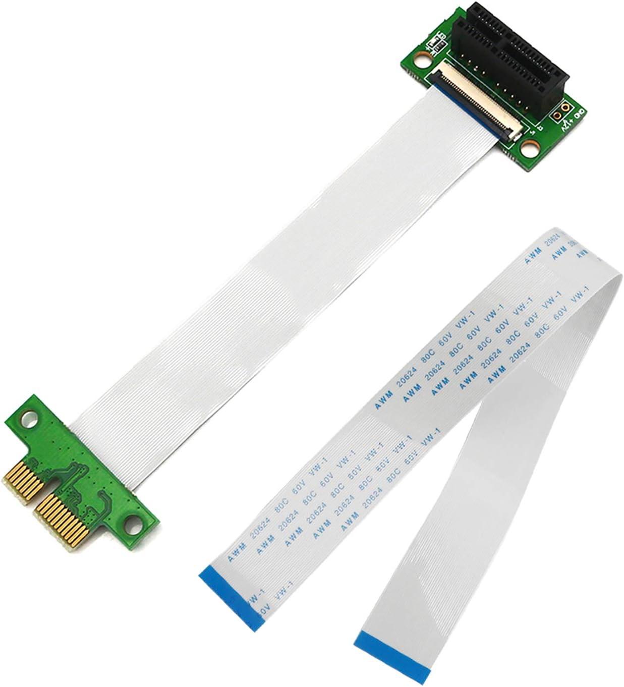 Cable alargador PCI-E 0,6 m para instalaci/ón en Espacios limitados UEX101 GLOTRENDS