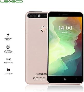LEAGOO KIICAA POWER Smartphone 5.0 Pulgadas de Pantalla de Alta ...