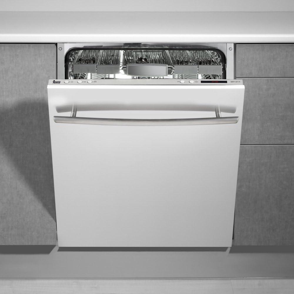 Teka DW7 67 FI - Lavavajillas (A + +, 0.55 kWh, 266 kWh, 598 mm ...