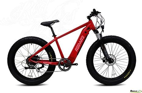 Rodars FatBike Bicicleta eléctrica de Montaña MTB eBike Kraken ...