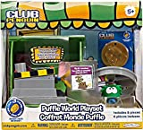 Club Penguin Green Puffle House with Propeller Launcher Play Set