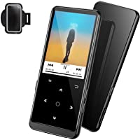 "32GB MP3 Player, Supereye MP3 Player with Bluetooth 4.2, Music Player with FM Radio and Recording, 2.4"" Screen, HiFi…"