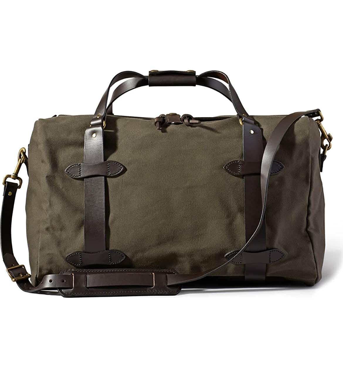 (フィルソン) Filson Men`s Medium Duffel Bag ダッフル·バッグ (並行輸入品) B07PJJR81W Otter Green One Size