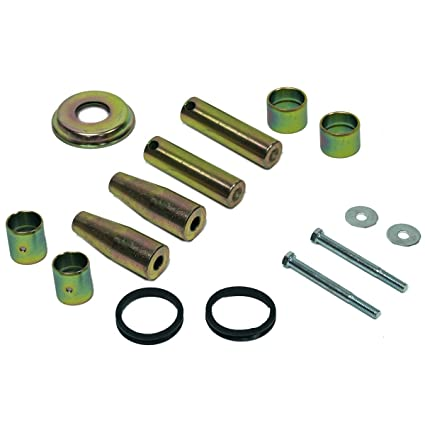 Amazon com: Bobcat Bobtach Pin Bushing Kit T190 Skid Steer