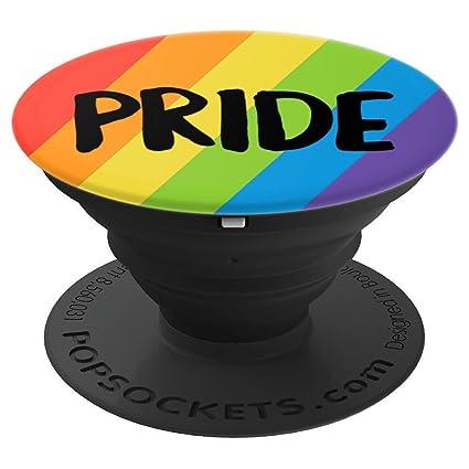 Amazon.com: LGBT - Bandera de colores arcoíris con gafas de ...