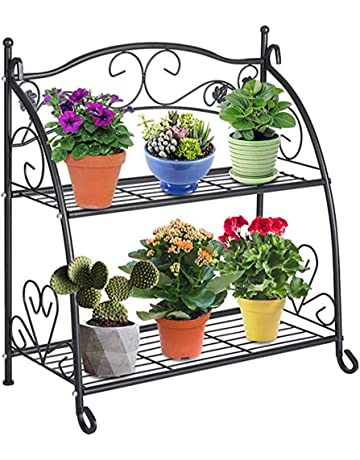 Beautiful European Style Garden Iron Double Deck Storage Rack Bathroom Shelves Bathroom Hardware