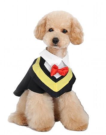 72e6cd9cf57ad ワンちゃんもおめかし  タキシード ドッグウェア 小型犬用(XS)  犬