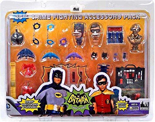 Batman Classic TV Series 25 Piece Crime Fighting Accessory Pack]()