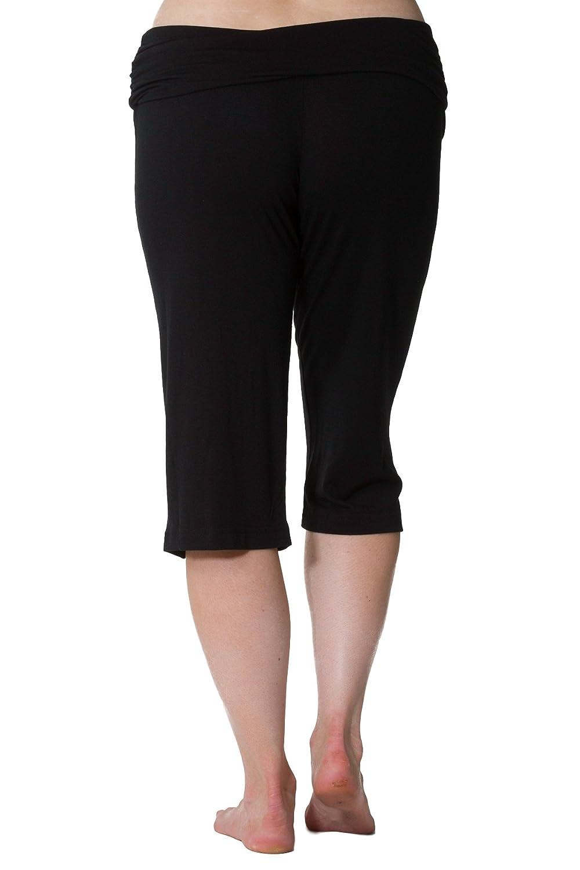 14549309e2e5 Amazon.com  Xhilaration Women s Gaucho Capri Sleep Pant  Clothing