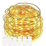 DecorNova Fairy string Lights, 5 Feet 30 LED