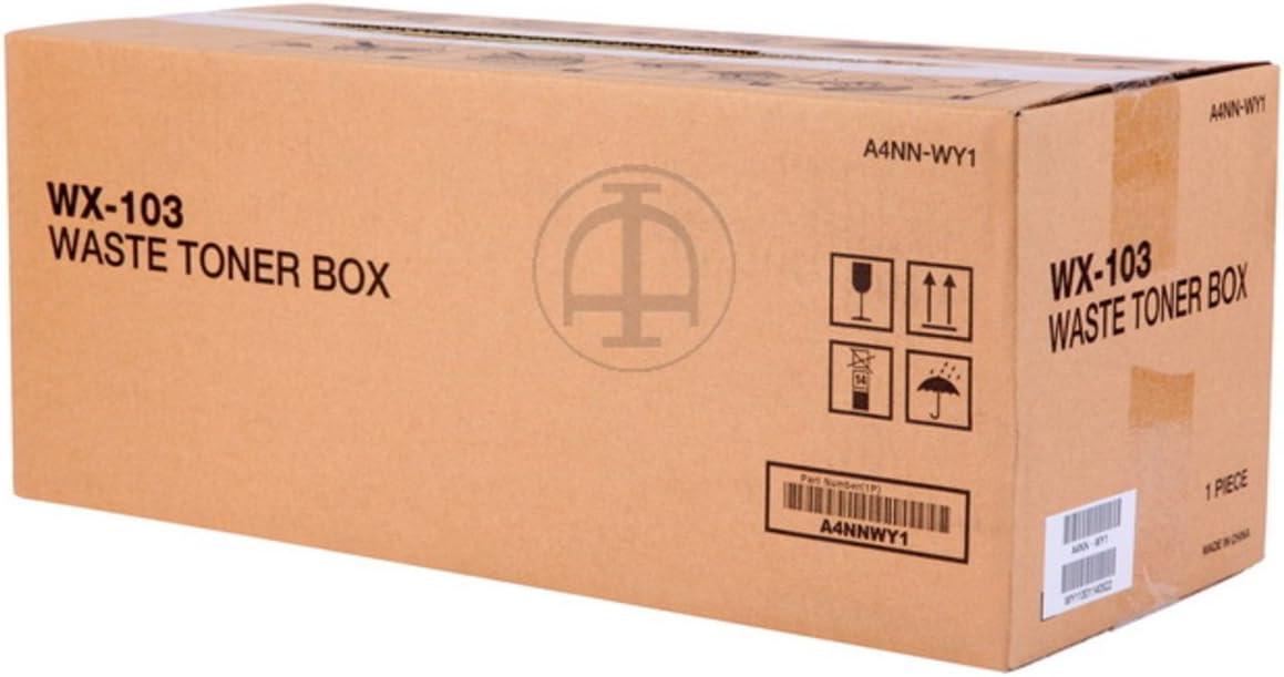 40.000 Pages - original Konica Minolta Toner waste box WX-103 // A4NNWY1