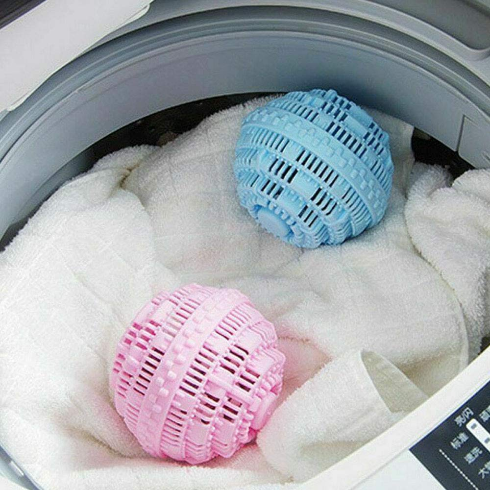 Bola de lavado aniónica, bola de lavado mágica reutilizable ...