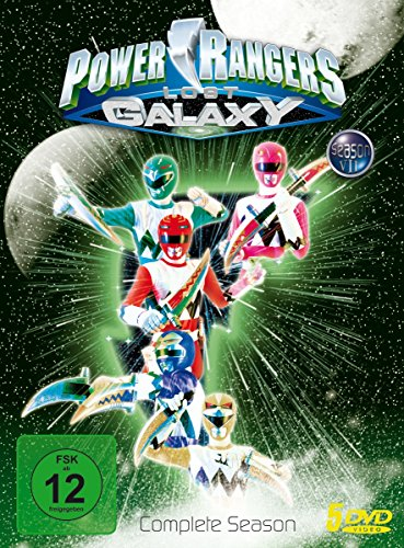 Rangers Galaxy Power (Power Rangers - Lost Galaxy - Die komplette Staffel 7)