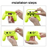 Bonacell Grips for Nintendo Switch