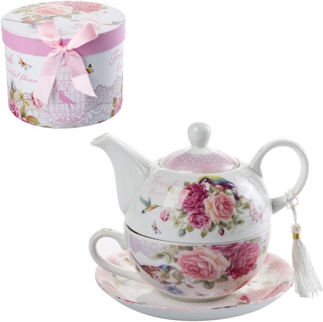 London Boutique Juego de té