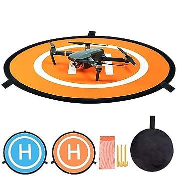 Hothuimin UAV Landing Pad Delantal de estacionamiento Drone ...