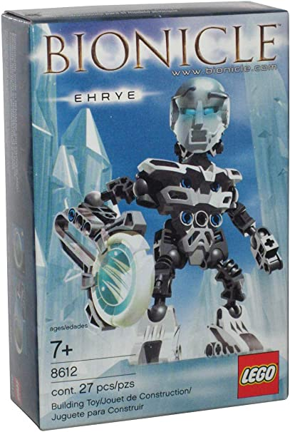 Pre-Owned LEGO 8612 Bionicle Metru Nui Matoran Ehrye