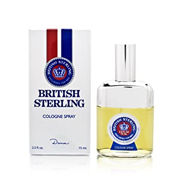 British Sterling By Dana Cologne Spray 2.5 Oz
