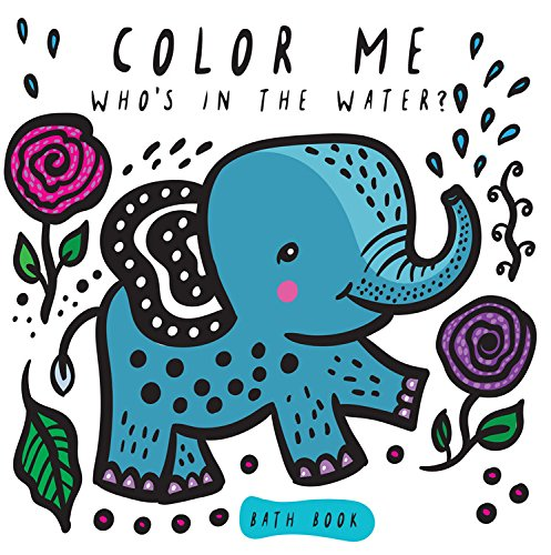 Color Me: Who's in the Water? (Wee Gallery Bath Books) ()