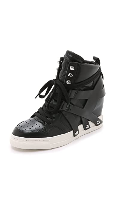Amazon.com  Ash Women s Call Wedge Sneakers  Shoes