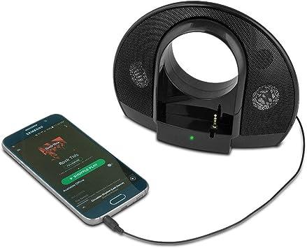 Blusens IP-800B - Altavoz portátil para Smartphone, negro: Amazon ...