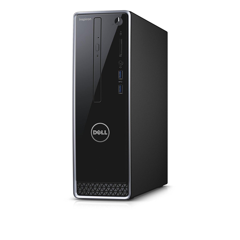 Dell Inspiron 3252 Desktop (Intel Pentium N3700, 4 GB RAM, 1 TB HDD, DVD/RW, WiFi) Windows 10 Home (Renewed)