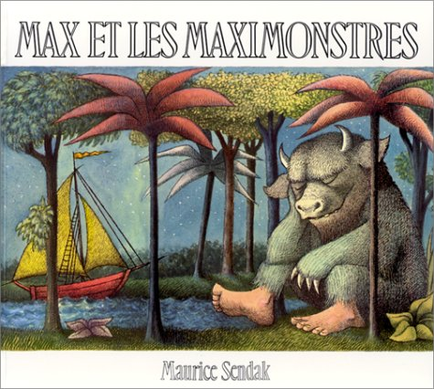 Max Et Le Maximonstres (French Edition) ebook