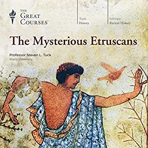 The Mysterious Etruscans Lecture