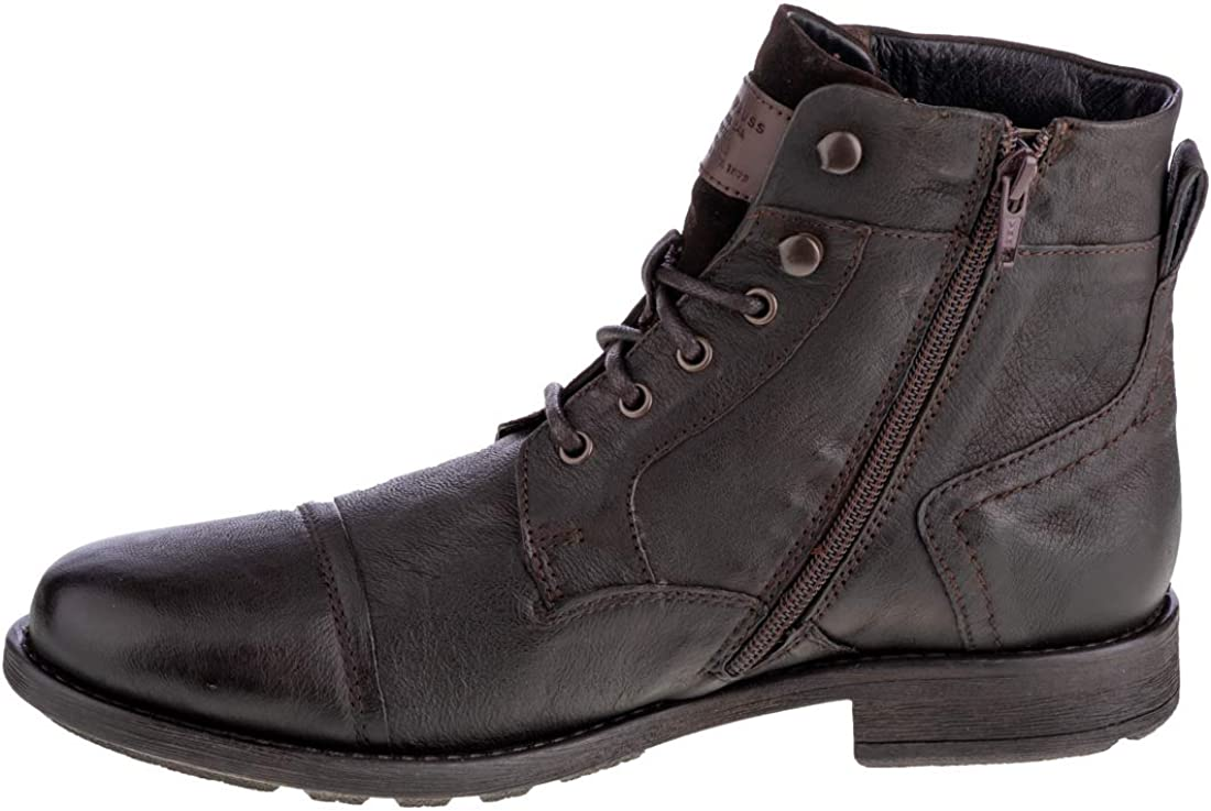Levi\'s Reddinger 230681-872-29, Herren, Dark Brown Brown AagTO bMsmm