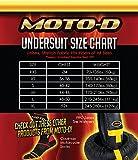 MOTO-D Motorcycle Undersuit Large