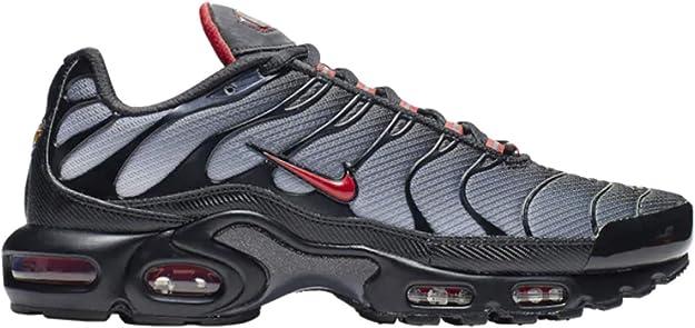 Amazon.com: Nike Air Max Plus Mesh Zapatillas de correr para ...