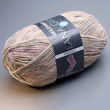 Wolle Kreativ 6204 100g Fb Lana Grossa Meilenweit 100 Cotton Stretch Fragola