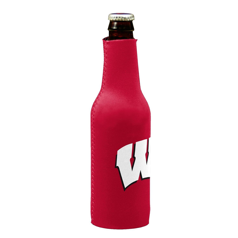 NCAA Wisconsin Badgers Bottle Drink Coozie