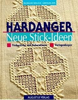 Hardanger Auslese Amazonde Hildegard Iserlohe Gertrude Zips Bücher